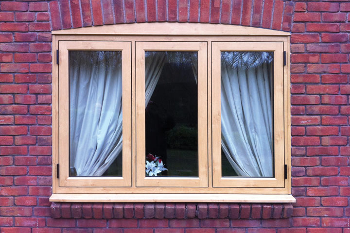 timber alternative windows telford