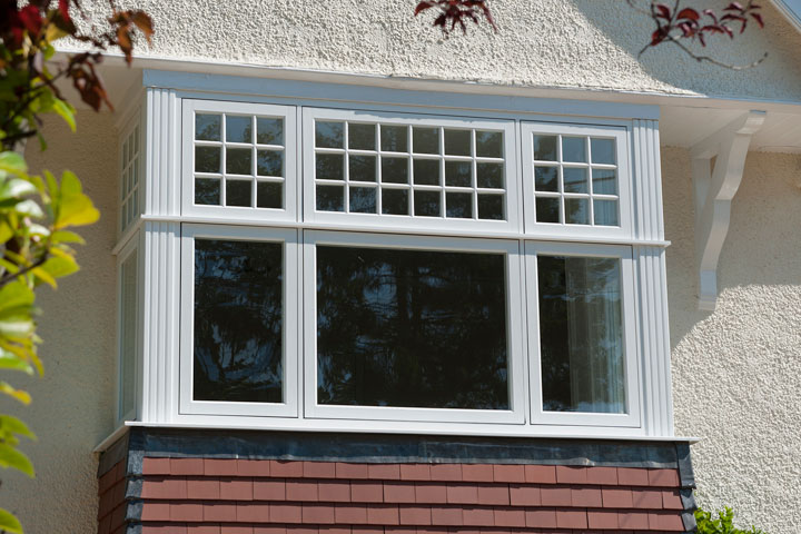double glazed windows telford