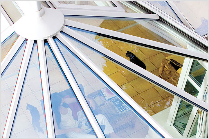 PVCU Services conservatory options telford