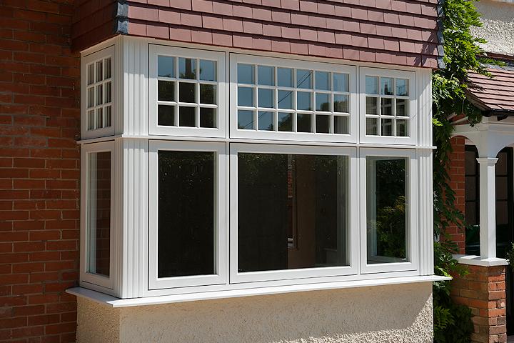 bay bow windows gloucestershire