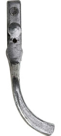 classic-pewter-pear-drop-handle-from-Ridon Glass Ltd