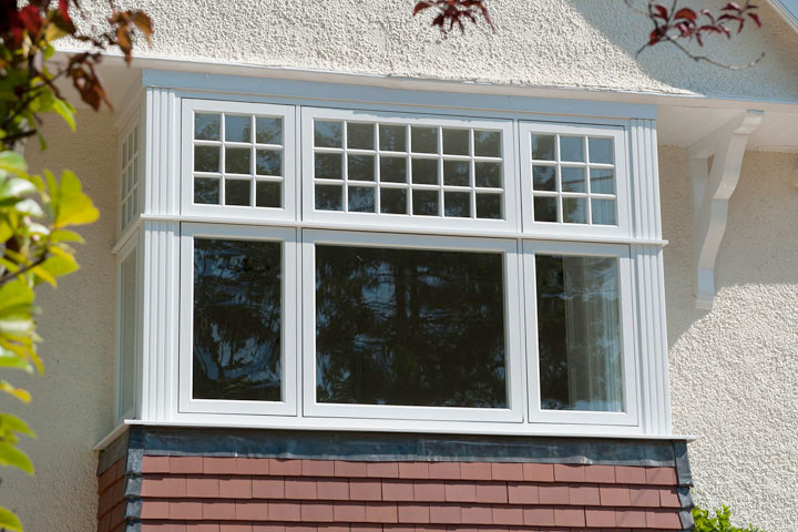 double glazed windows sandwich