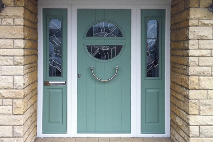 composite doors sandwich