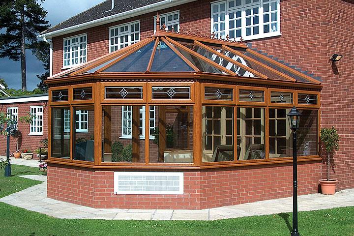 victorian conservatories shropshire