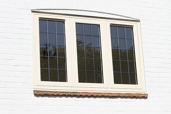 timber replacement window st-neots