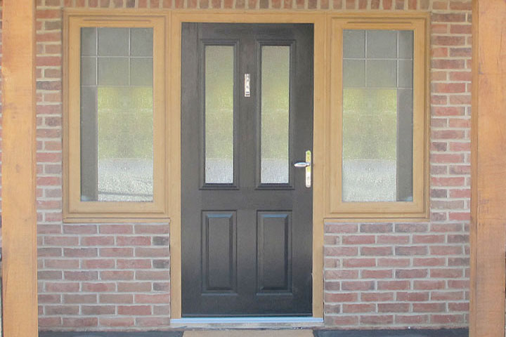 composite doors galashiels