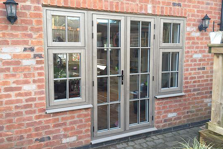 timber alternative doors galashiels