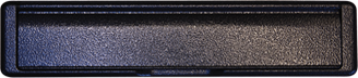 antique black premium letterbox from Watling Replacement Windows