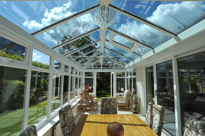 conservatories corby