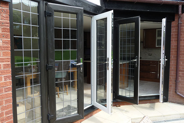 french doors corby