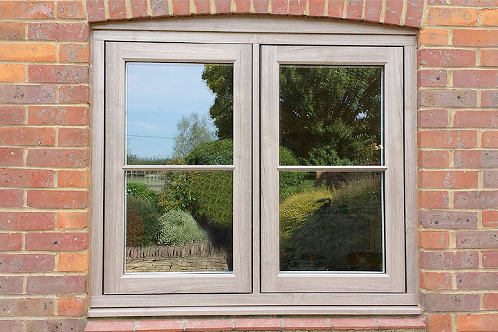 timber alternative windows corby