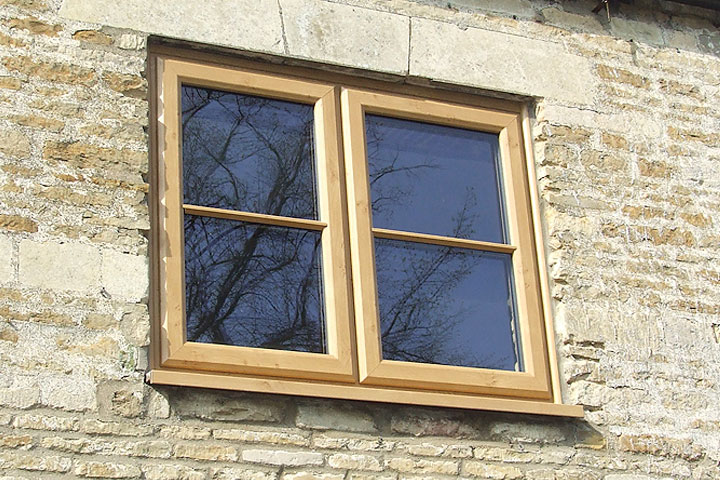 timber replacement windows corby
