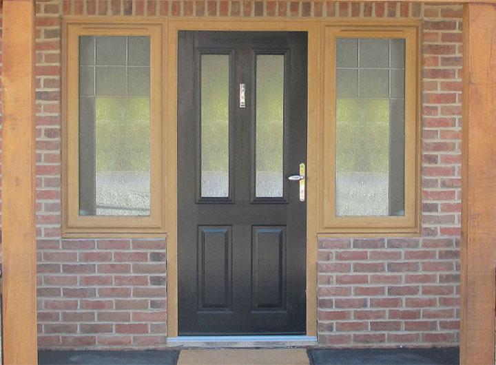 composite doors woking