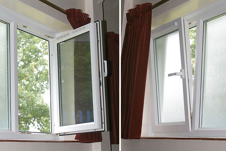 tilt and turn windows woking