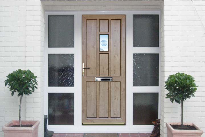 double glazed doors bourne