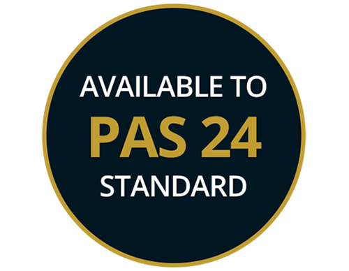 Available to PAS 24
