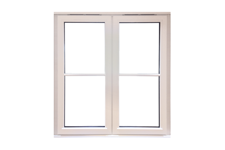 Timber Storm Windows from Sandwich Glass Ltd