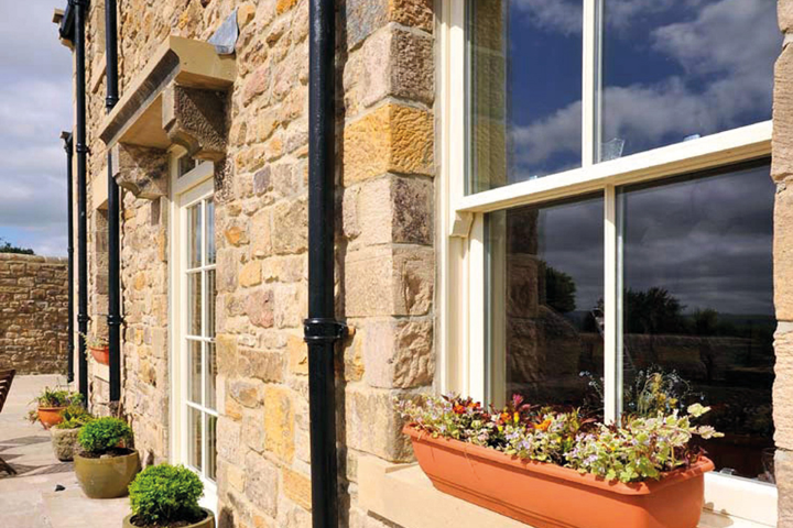 Timber Windows dorset
