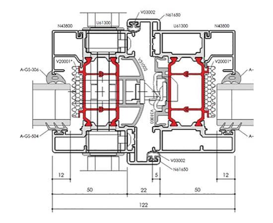 aluminium multifolding doors berkshire from amberwood
