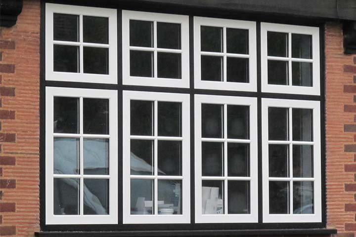 flush 70 timber alternative windows berkshire