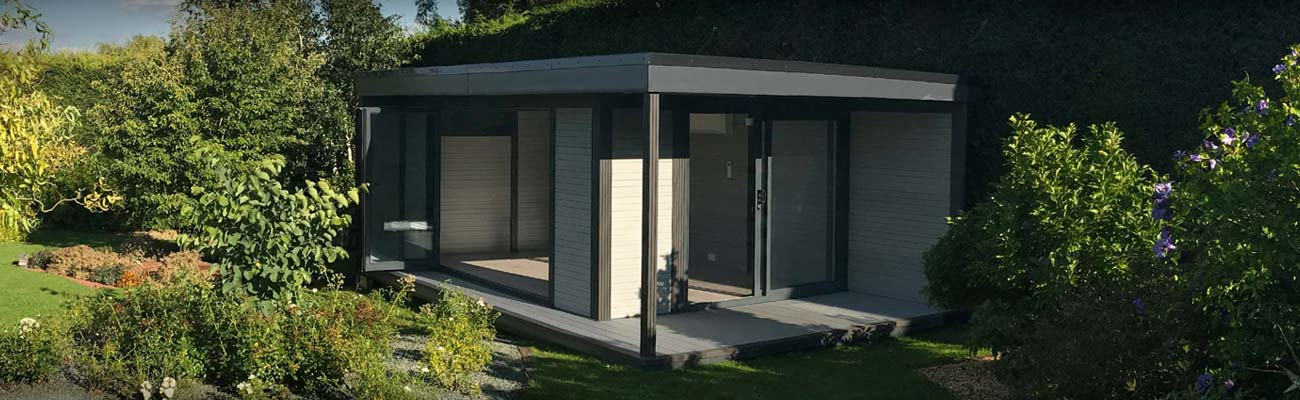 High performance Garden Rooms Oundle, Northamptonshire