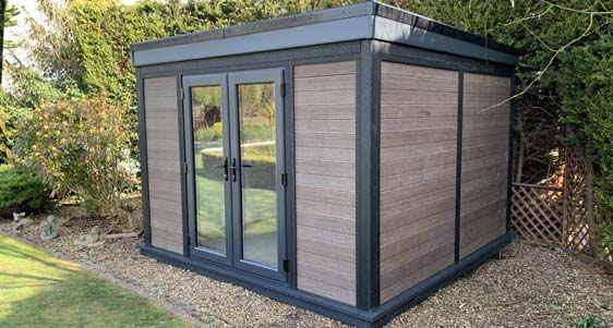 Low Maintenance Garden Rooms Crewe