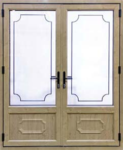 Imagine Double Door Design