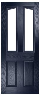 Lytham 2 Door Design