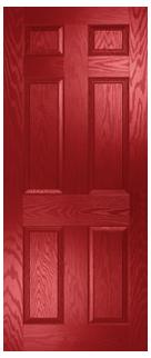 Monsall Solid Door Design