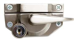 Satin Finish Premium Cam Catch