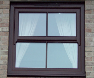Rehau RunThru Windows