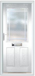 Beeston One Door Design