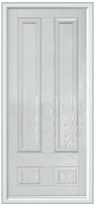 Edinburgh Solid Door Design