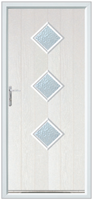 Flint Three/Roma Door Design