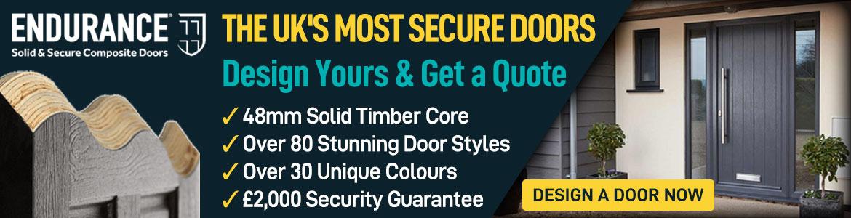 Endurance Door Designer from Premier Home Improvements