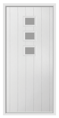 Hallin Endurance Composite Fire Door Design