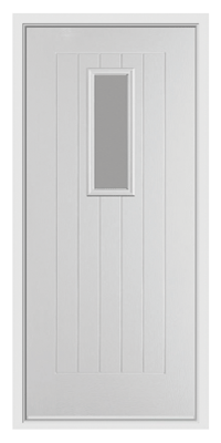 Tyree Endurance Composite Fire Door Design