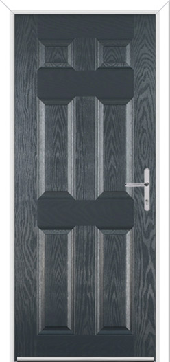 Anthracite Grey Rufford Fire Door Design