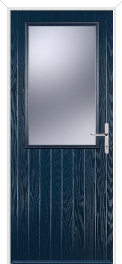 Blue Kelham Fire Door Design