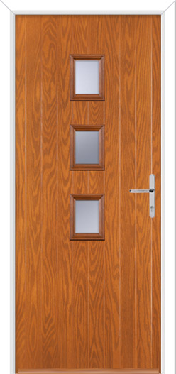 golden oak wellow 3 Fire Door Design
