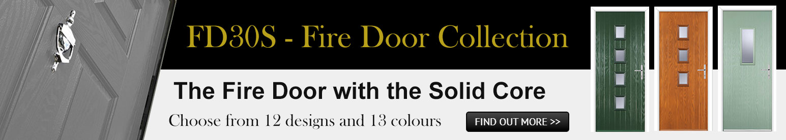 FD30S Choices Fire Door range Click For More Information