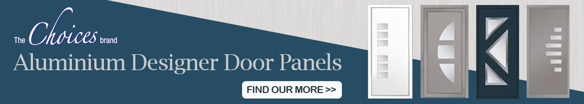 Aluminium Designer Door Panels Click For More Information