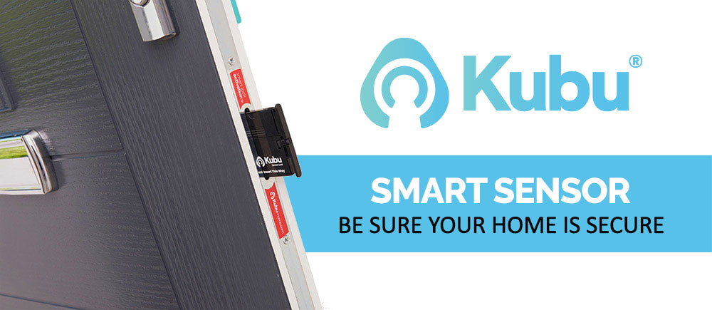 Kubu smart sensor hero image