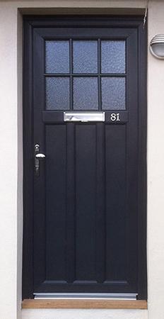 Double Glazed Front Amp Back Doors Witney Oxon Oxfordshire