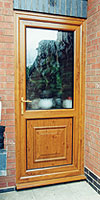 DP Windows Supply Double Glazed front doors in Witney, Oxon, Oxfordshire