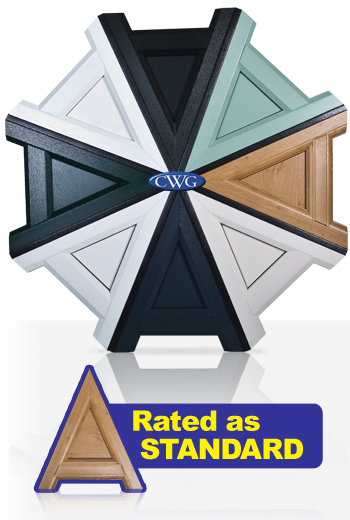 DP Windows suppliers of Choices colours and woodgrains